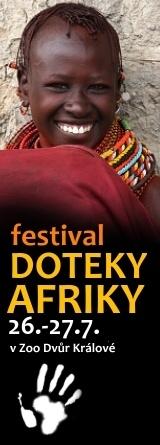 Festival Doteky Afriky Dotkněte se Afriky…
